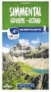 Cover-Bild zu Simmental / Gruyère - Gstaad 29 Wanderkarte 1:40 000 matt laminiert. 1:40'000 von Hallwag Kümmerly+Frey AG (Hrsg.)