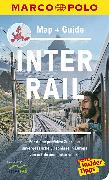 Cover-Bild zu MARCO POLO Interrail Map + Guide