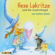 Cover-Bild zu Hexe Lakritze und die Zauberkugel von Hasler, Eveline