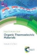 Cover-Bild zu Lin, Zhiqun (Hrsg.): Organic Thermoelectric Materials