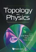 Cover-Bild zu Yang, Chen Ning (Hrsg.): Topology and Physics