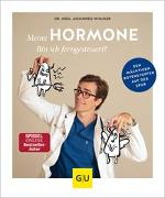 Cover-Bild zu Meine Hormone - bin ich ferngesteuert? von Wimmer, Johannes
