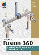 Cover-Bild zu Ridder, Detlef: Autodesk Fusion 360