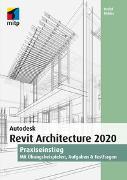 Cover-Bild zu Ridder, Detlef: Autodesk Revit Architecture 2020