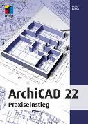 Cover-Bild zu Ridder, Detlef: ArchiCAD 22