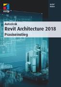 Cover-Bild zu Ridder, Detlef: Autodesk Revit Architecture 2018