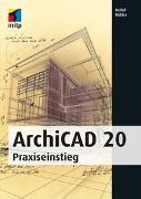 Cover-Bild zu Ridder, Detlef: ArchiCAD 20