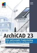 Cover-Bild zu Ridder, Detlef: ArchiCAD 23