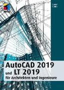 Cover-Bild zu Ridder, Detlef: AutoCAD 2019 und LT 2019 für Architekten und Ingenieure