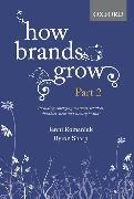 Cover-Bild zu Romaniuk, Jenni: How Brands Grow: Part 2