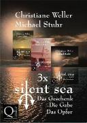 """Cover-Bild zu Gesamtausgabe der """"silent sea""""-Trilogie (eBook) von Weller Michael Stuhr, Christiane"""