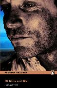 Cover-Bild zu Steinbeck, John: PLPR2:Of Mice and Men Book and MP3 Pack