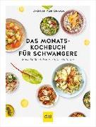 Cover-Bild zu Das Monats-Kochbuch für Schwangere von Cramm, Dagmar von
