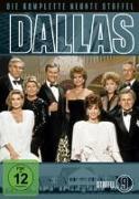 Cover-Bild zu Steve Kanaly (Schausp.): Dallas - Die komplette 9. Staffel (4 Discs)