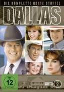 Cover-Bild zu Steve Kanaly (Schausp.): Dallas - Staffel 8