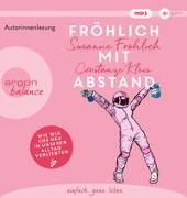 Cover-Bild zu Fröhlich, Susanne: Fröhlich mit Abstand