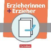 Cover-Bild zu Albrecht, Brit: Erzieherinnen + Erzieher, Neubearbeitung, Zu allen Bänden, Fachbücher 451907-7 und 451909-1 im Paket, Mit PagePlayer-App