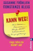 Cover-Bild zu Fröhlich, Susanne: Kann weg!