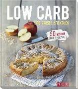 Cover-Bild zu Low Carb - Das große Backbuch von Peters, Anne