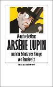 Cover-Bild zu Arsène Lupin und der Schatz der Könige von Frankreich von Leblanc, Maurice