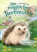 Cover-Bild zu Die magischen Tierfreunde 6 - Die furchtlose Penelope Piks von Meadows, Daisy