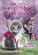 Cover-Bild zu Die magischen Tierfreunde 4 - Susi Samtpfote geht verloren (eBook) von Meadows, Daisy