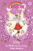 Cover-Bild zu Rita the Rollerskating Fairy (eBook) von Meadows, Daisy