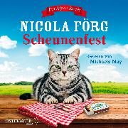Cover-Bild zu Scheunenfest von Förg, Nicola
