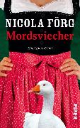 Cover-Bild zu Mordsviecher (eBook) von Förg, Nicola