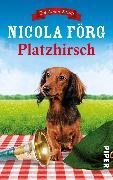 Cover-Bild zu Platzhirsch (eBook) von Förg, Nicola