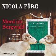 Cover-Bild zu Mord im Bergwald (Audio Download) von Förg, Nicola