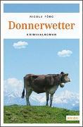 Cover-Bild zu Donnerwetter von Förg, Nicola