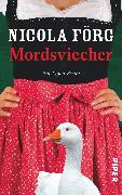 Cover-Bild zu Mordsviecher von Förg, Nicola