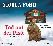 Cover-Bild zu Tod auf der Piste (Audio Download) von Förg, Nicola