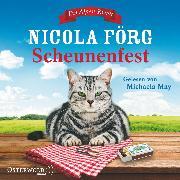 Cover-Bild zu Scheunenfest (Audio Download) von Förg, Nicola
