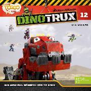 Cover-Bild zu Folge 12: Der Vulkan / Der Sägosaurus (Das Original-Hörspiel zur TV-Serie) (Audio Download) von Strunck, Angela