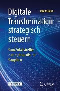 Cover-Bild zu Digitale Transformation strategisch steuern (eBook) von Hess, Thomas