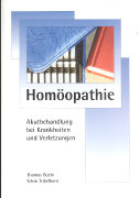 Cover-Bild zu Homöopathie von Büchi, Thomas