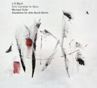 Cover-Bild zu Solokantaten Für Bass von Volle, Michael