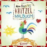 Cover-Bild zu Pautner, Norbert: Mein buntes Kritzel-Malbuch (Hahn)