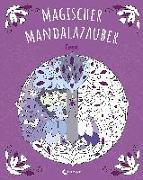 Cover-Bild zu Loewe Malbücher (Hrsg.): Magischer Mandalazauber - Feen
