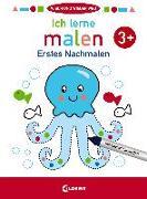 Cover-Bild zu Loewe Malbücher (Hrsg.): Wisch und wieder weg - Ich lerne malen 3+