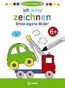 Cover-Bild zu Loewe Malbücher (Hrsg.): Wisch und wieder weg - Ich lerne zeichnen 6+