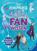 Cover-Bild zu Disney Die Eiskönigin 2: Mein magisches Fanwissen von Richter, Martine