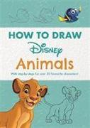 Cover-Bild zu Disney How to Draw Animals von Walt Disney Company Ltd.
