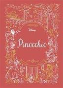 Cover-Bild zu Pinocchio (Disney Animated Classics) von Walt Disney Company Ltd. (Illustr.)