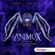 Cover-Bild zu Animox 4. Der Biss der Schwarzen Witwe (Audio Download) von Carter, Aimée