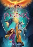 Cover-Bild zu Curse of the Phoenix (eBook) von Carter, Aimée