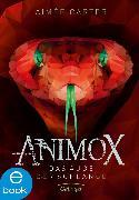 Cover-Bild zu Animox. Das Auge der Schlange (eBook) von Carter, Aimée