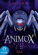 Cover-Bild zu Animox. Der Biss der Schwarzen Witwe (eBook) von Carter, Aimée